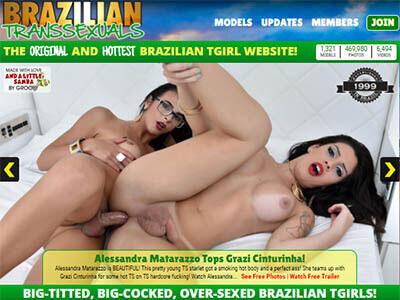 #5 - Brazilian Transsexuals<br>(83 / 100)