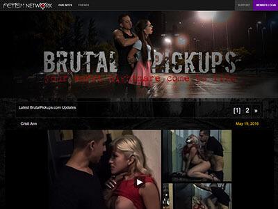 #37 - Brutal Pickups<br>(69 / 100)