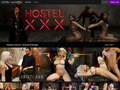 #23 - Hostel XXX<br>(77 / 100)