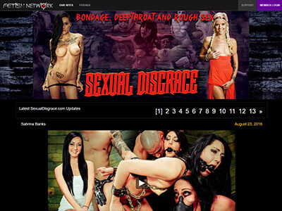 #34 - Sexual Disgrace<br>(71 / 100)